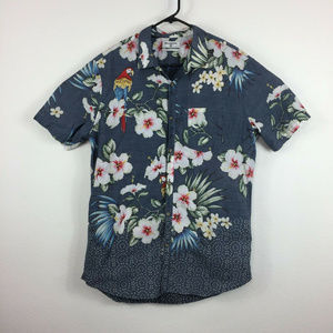 Billabong Hawaiian Tailored Fit Aloha Casual XL